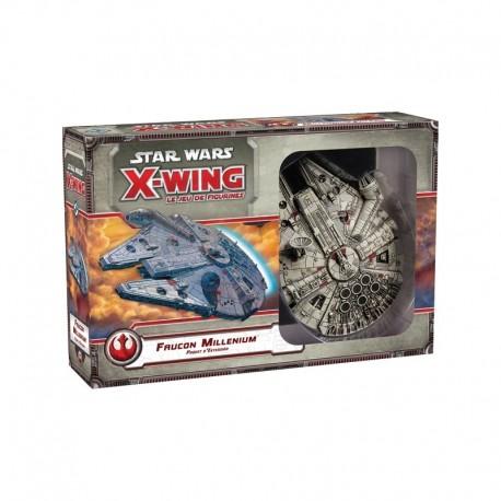 JEUX DE SOCIETE Star Wars X-Wing Le jeu de figurines EN FRANCAIS