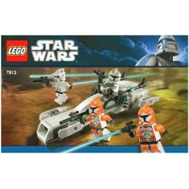star wars LEGO 7913 notice / mode emploi