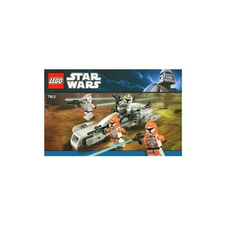star wars LEGO 7868 notice / mode emploi