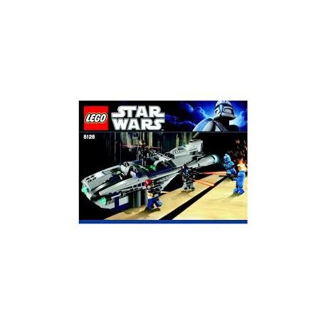 star wars LEGO 8036 notice / mode emploi
