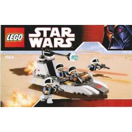 star wars LEGO 7668 notice / mode emploi