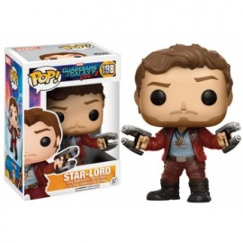 Figurine POP! TV - Marvel - Guardians of the Galaxy vol. 2 STAR-LORD Vinyl Figure 10cm