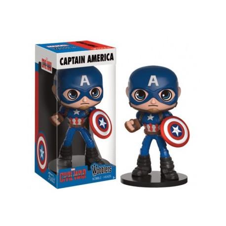 Figurine Wacky Wobbler - Marvel Iron Man Figure 15cm