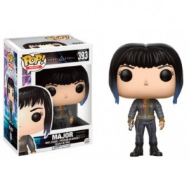 Funko POP! Movies Ghost In the Shell - Major in Bomber Jacket Vinyl Figure 10cm limited