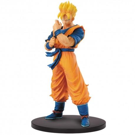 BANPRESTO DRAGON BALL Z - Figurine Scultures - BB7 v2 - Super Saiyan 2 Son Gohan