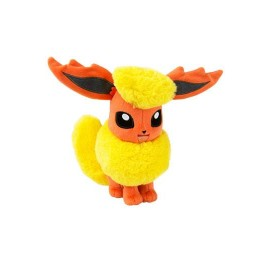 OFFICIEL POKEMON TOMY PELUCHE PLUSH Pokemon peluche PYROLI 20 cm