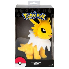 OFFICIEL POKEMON TOMY PELUCHE PLUSH Pokemon peluche Voltali 20 cm