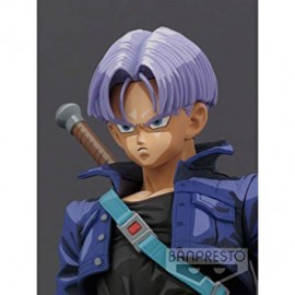 BANPRESTO Figurine DRAGON BALL Z FIGURE Trunks Master Stars Piece Manga Dimension 24cm