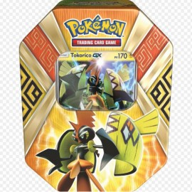 FRANCAIS Pokemon Pokebox SOLEIL ET LUNE Noël 2017 Tokorico Gx