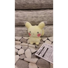 OFFICIEL POKEMON CENTER PELUCHE PLUSH DESSERT PLATE PIKACHU
