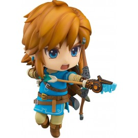 NINTENDO - Figurine Link The Legend of Zelda Breath of The Wild 25cm
