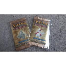 RACHAT Pokemon booster SCELLER EN FRANCAIS EX DEOXYS