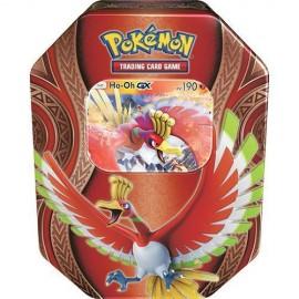 FRANCAIS Pokemon Pokebox SOLEIL ET LUNE Noël 2017 HO-OH GX